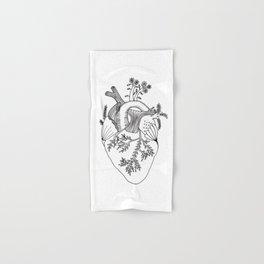 Growing heart Hand & Bath Towel
