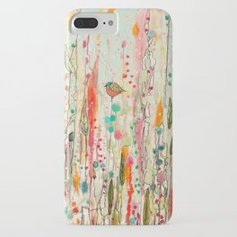 this strange feeling of liberty iPhone Case