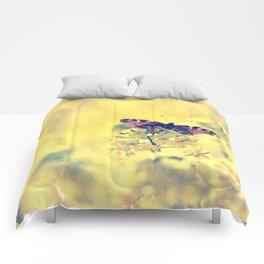 Sunshine and Butterflies Comforters