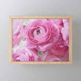 Pink Spring Framed Mini Art Print