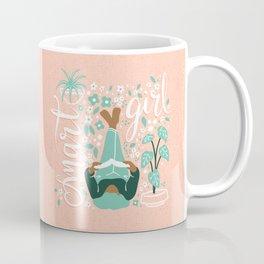 Smart Girl v3 Coffee Mug