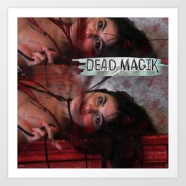 Dead Magic No.1 Art Print