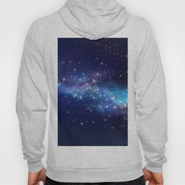 Floating Stars - #Space - #Universe - #OuterSpace - #Galactic Hoody