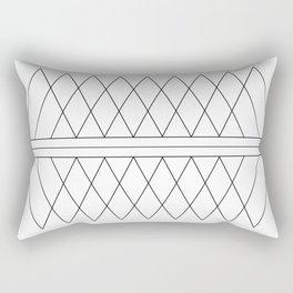 Minimalism Rectangular Pillow