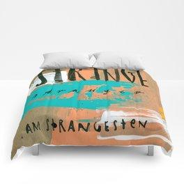 STRANGE stranger Comforters