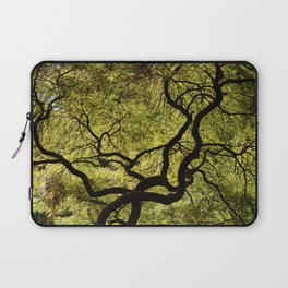 Japanese Maple Tree Laptop Sleeve