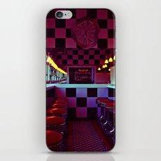 American diner iPhone & iPod Skin