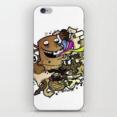 Anacleto! iPhone & iPod Skin