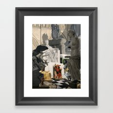 Kleptomaniac Framed Art Print