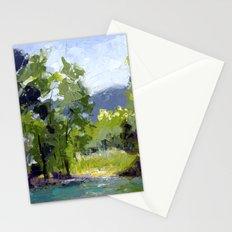 Summer Lake Stationery Cards