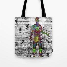 Chromocracy Tote Bag