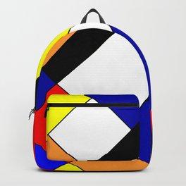 Mondrian #18 Backpack