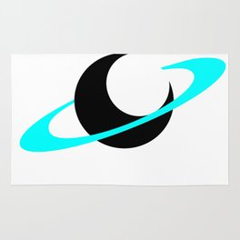 Funky Space Design Rug