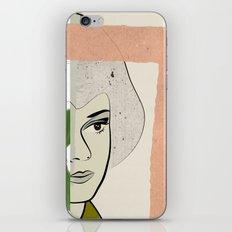 Alice iPhone & iPod Skin