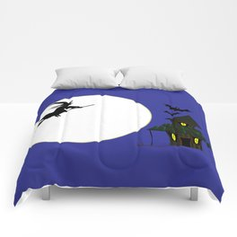 Witches Cottage Comforters