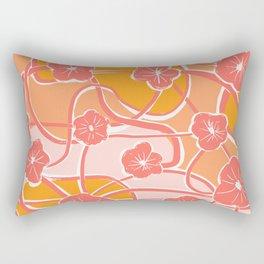 Mai Tai at Sunset Rectangular Pillow