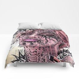 Beauty Devourer Comforters