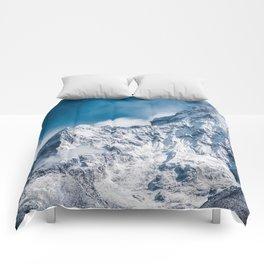 Ama Dablam Himalaya Mountain Comforters