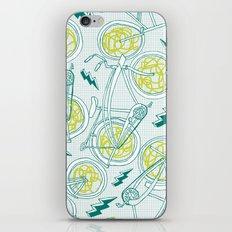 Vintage Bikes iPhone & iPod Skin