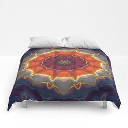 Crowned Comforters