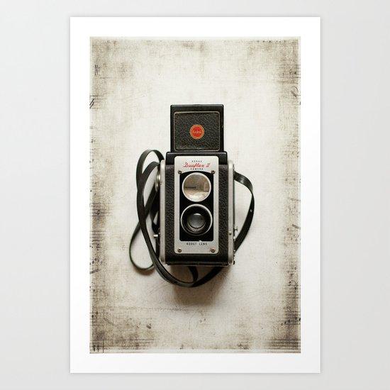 Duaflex II Art Print