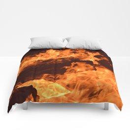 Inferno Comforters