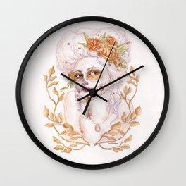 Día de los Muertos - Antoinette Wall Clock