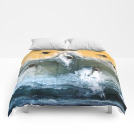Garry Point - Original Resin Painting Comforters