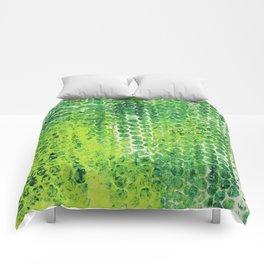 Emerald Feast Comforters
