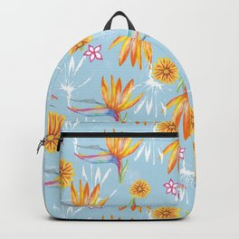 Sketchbook Paradise Backpack