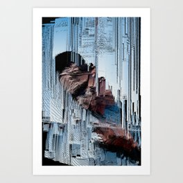 SoftSleep/ Art Print
