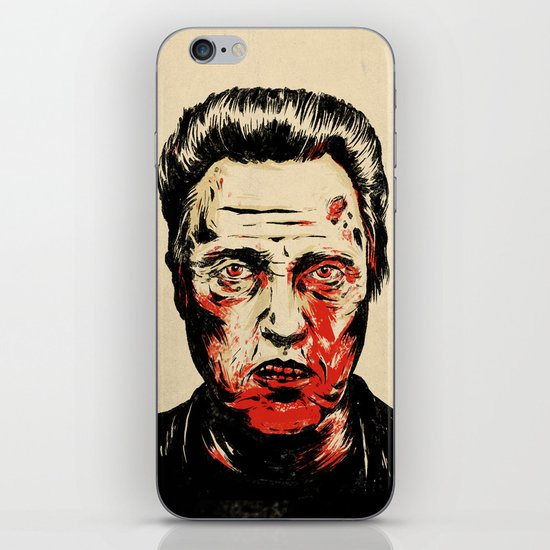 Walken Dead iPhone & iPod Skin