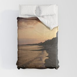 Boscombe, England Comforters