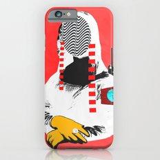 Mona Lisa · white waves Slim Case iPhone 6s