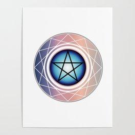 The Pentagram Poster