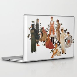 asia Laptop & iPad Skin