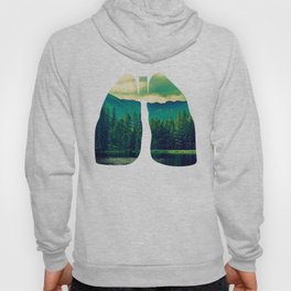 Lung Forest Fresh Hoody