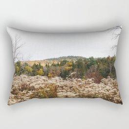 Autumn Field Rectangular Pillow