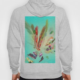 the Art of flying / Kunst ist fliegen Hoody