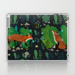 Night in the Magical Forest Laptop & iPad Skin
