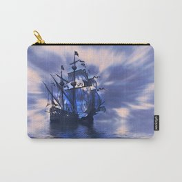 Pirate Blues Carry-All Pouch