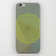 Geometrical 002 iPhone & iPod Skin