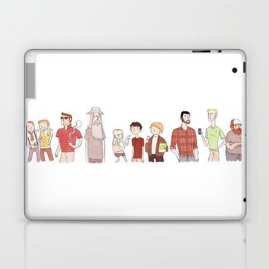 The Broship of the Ring Laptop & iPad Skin