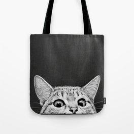 You asleep yet? Tote Bag