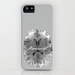 steminist iPhone Case