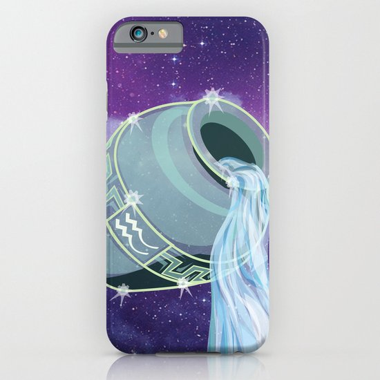Aquarius iPhone & iPod Case