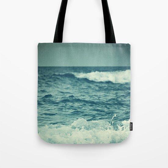 The Sea IV. Tote Bag