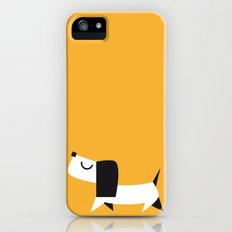 Yelow Dog Slim Case iPhone (5, 5s)