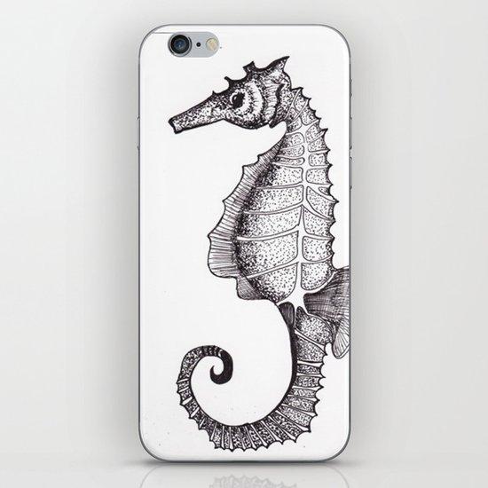 Hippocampus Abdominalis iPhone & iPod Skin