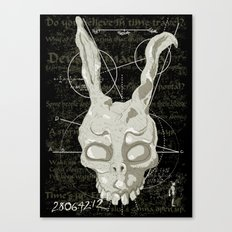 Frank's Prophecy Canvas Print